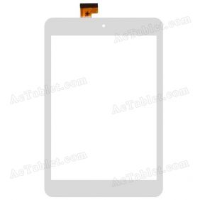 YCF0518-A Digitizer Glass Touch Screen Replacement for 7.9 Inch MID Tablet PC