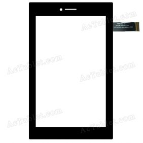 ACE-GG7.0D-365-FPC Digitizer Glass Touch Screen Replacement for 7 Inch MID Tablet PC