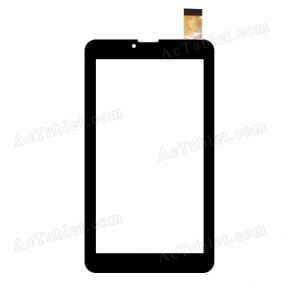 HSCTP-441(706)-7-A Digitizer Glass Touch Screen Replacement for 7 Inch MID Tablet PC