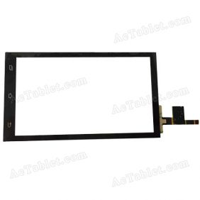 TFP045618A Digitizer Glass Touch Screen Replacement for Android Phone