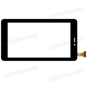 GT07005A Digitizer Glass Touch Screen Replacement for 7 Inch MID Tablet PC