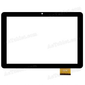 TPC-51101 V2.0 Digitizer Glass Touch Screen Replacement for 8 Inch MID Tablet PC