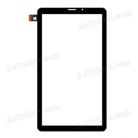 FPC-1002A0-V06 Digitizer Glass Touch Screen Replacement for 10.1 Inch MID Tablet PC