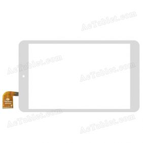 FM802902KA Digitizer Glass Touch Screen Replacement for 8 Inch MID Tablet PC