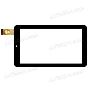 FPC-FC70S543(K71)-00 2014.04.12 Digitizer Glass Touch Screen Replacement for 7 Inch MID Tablet PC