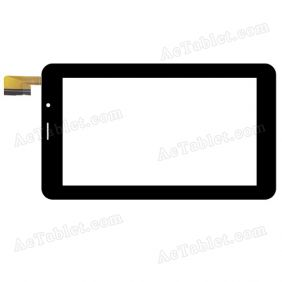 ZLD0700110M09-F-A Digitizer Glass Touch Screen Replacement for 7 Inch MID Tablet PC