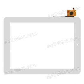 TF0075C-TY A010-FM1005C1 A010-FM1005b1 Digitizer Glass Touch Screen Replacement for Android Tablet PC
