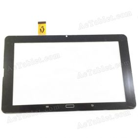 ZYD090-22-FPC Digitizer Glass Touch Screen Replacement for 9 Inch MID Tablet PC