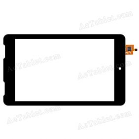 DY-F-07027-V4 Digitizer Glass Touch Screen Replacement for 7 Inch MID Tablet PC
