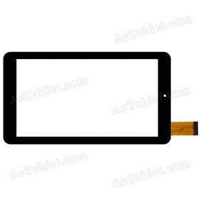 XC-PG0700-037 FPC Digitizer Glass Touch Screen Replacement for 7 Inch MID Tablet PC