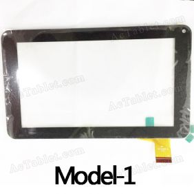 P031FN10655B Digitizer Glass Touch Screen Replacement for 7 Inch MID Tablet PC