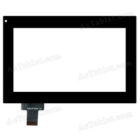 ESDCTP70001-V0 Digitizer Glass Touch Screen Replacement for 7 Inch MID Tablet PC