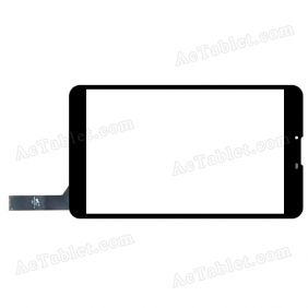 PB80JG2187-R1 Digitizer Glass Touch Screen Replacement for 8 Inch MID Tablet PC