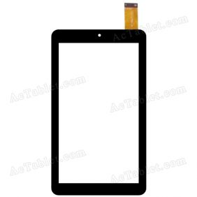 FPC-TP070256(K71)-01 LX0003 Digitizer Glass Touch Screen Replacement for 7 Inch MID Tablet PC