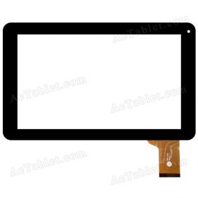 ZHC-212A Digitizer Glass Touch Screen Replacement for 9 Inch MID Tablet PC