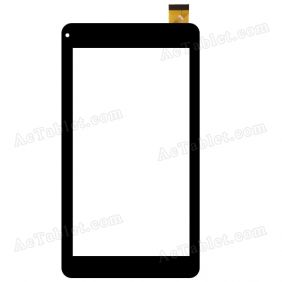ZHC-296A Digitizer Glass Touch Screen Replacement for 7 Inch MID Tablet PC