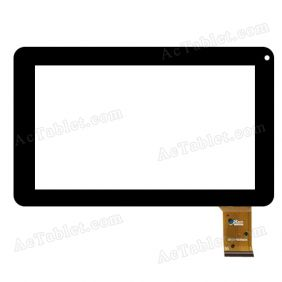10112-0D3860G Digitizer Glass Touch Screen Replacement for 9 Inch MID Tablet PC
