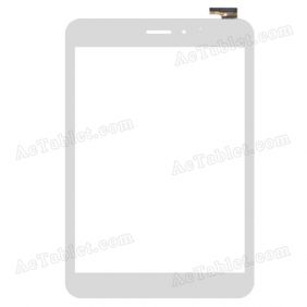TPC1526 VER5 Digitizer Glass Touch Screen Replacement for 7.9 Inch MID Tablet PC