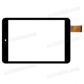 ZHC-M7921-155B Digitizer Glass Touch Screen Replacement for 7.9 Inch MID Tablet PC