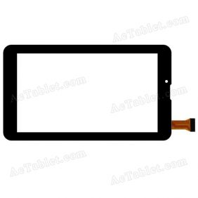 C700247FPVA Digitizer Glass Touch Screen Replacement for 7 Inch MID Tablet PC