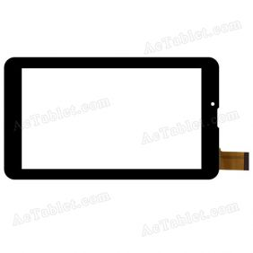 CTP0700109BCC1 Digitizer Glass Touch Screen Replacement for 7 Inch MID Tablet PC