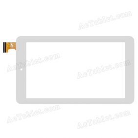 PB70A2377-R1 Digitizer Glass Touch Screen Replacement for 7 Inch MID Tablet PC