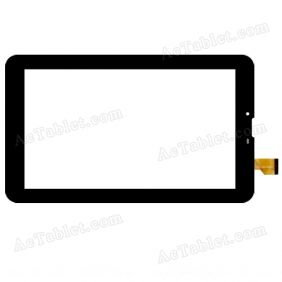 RSD-020-006V1-J Digitizer Glass Touch Screen Replacement for 7 Inch MID Tablet PC
