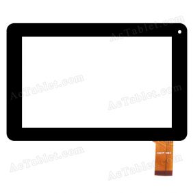 HSCTP-093 Digitizer Glass Touch Screen Replacement for 7 Inch MID Tablet PC