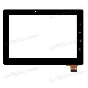 BXC-031C70A1 Digitizer Glass Touch Screen Replacement for 7 Inch MID Tablet PC