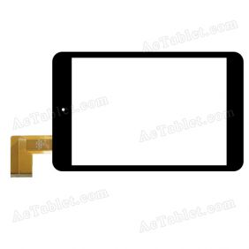 0035V0 20150715 Digitizer Glass Touch Screen Replacement for 7.9 Inch MID Tablet PC