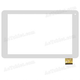 ZPRD-1055 Digitizer Glass Touch Screen Replacement for 10.1 Inch MID Tablet PC