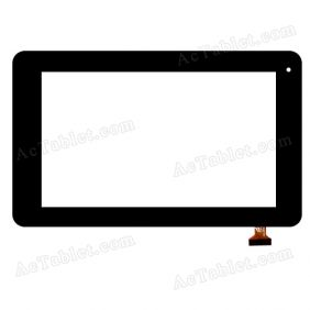 FPC-FC70S658-00 Digitizer Glass Touch Screen Replacement for 7 Inch MID Tablet PC