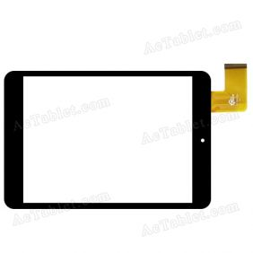 GT785A79H FHX Digitizer Glass Touch Screen Replacement for 7.9 Inch MID Tablet PC