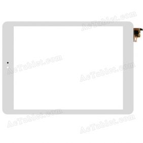 MB976T9 80701-0A5138C Digitizer Glass Touch Screen Replacement for 9.7 Inch Tablet PC