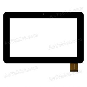 HK10DR2008 Digitizer Glass Touch Screen Replacement for 10.1 Inch MID Tablet PC