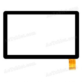 YCF0388-A Digitizer Glass Touch Screen Replacement for 7 Inch MID Tablet PC