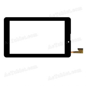0187-070B Digitizer Glass Touch Screen Replacement for 7 Inch MID Tablet PC