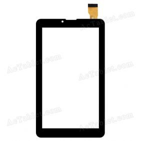 RP-250A-7.0-FPC-A3 Digitizer Glass Touch Screen Replacement for 7 Inch MID Tablet PC