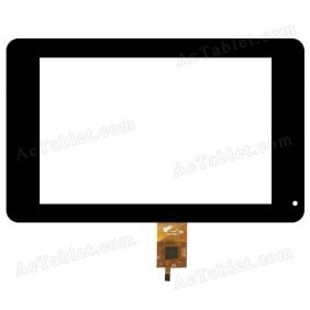 PB70B8711 Digitizer Glass Touch Screen Replacement for 7 Inch MID Tablet PC