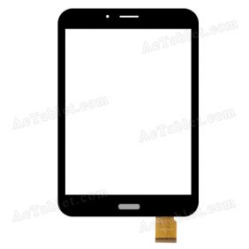 UK0785258-FPC Digitizer Glass Touch Screen Replacement for 7.9 Inch MID Tablet PC