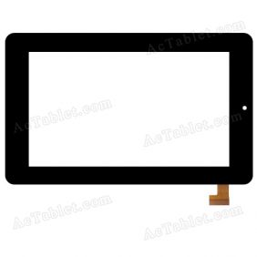 CTP070019 Digitizer Glass Touch Screen Replacement for 7 Inch MID Tablet PC