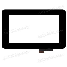 ESDCTP70013-V0 Digitizer Glass Touch Screen Replacement for 7 Inch MID Tablet PC