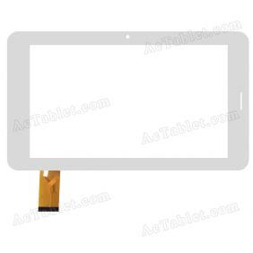 LHJ0520-F90A1 V1.0 Digitizer Glass Touch Screen Replacement for 9 Inch MID Tablet PC