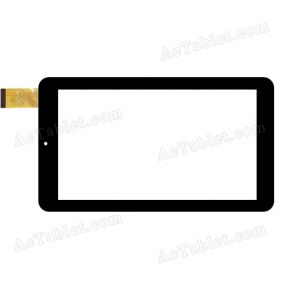 ZHC-0331A Digitizer Glass Touch Screen Replacement for 7 Inch MID Tablet PC