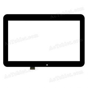 C163252A1-DRFPC209T-V2.0 Digitizer Glass Touch Screen Replacement for 10.1 Inch MID Tablet PC