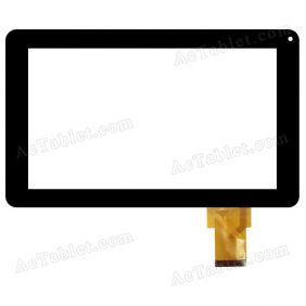 ZHC-2068 Digitizer Glass Touch Screen Replacement for 9 Inch MID Tablet PC