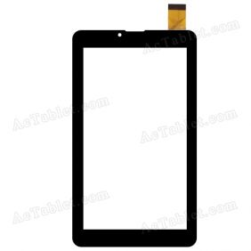 ZHC-304B Digitizer Glass Touch Screen Replacement for 7 Inch MID Tablet PC
