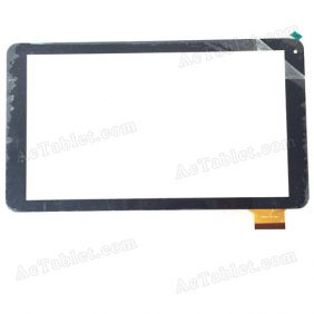 ZP9317-101 Digitizer Glass Touch Screen Replacement for 10.1 Inch MID Tablet PC
