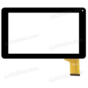DH-0921A1-PG-FPC066 Digitizer Glass Touch Screen Replacement for 9 Inch MID Tablet PC