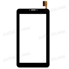 OLM-070B0435-FPC Digitizer Glass Touch Screen Replacement for 7 Inch MID Tablet PC
